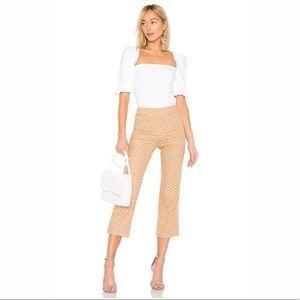 LPA cropped pant size small